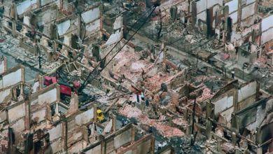 Photo of EEUU: el día que la policía bombardeó a sus propios ciudadanos