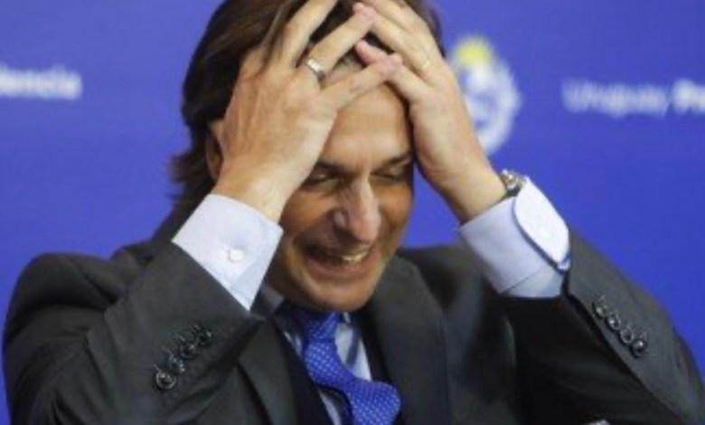 Photo of Uruguay: tuvieron que poner en cuarentena al presidente Lacalle Pou