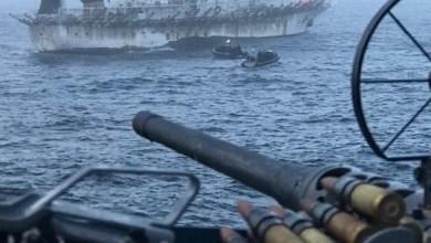 Photo of La Armada Argentina capturó buque chino: llevaba más de 300 toneladas de pescado