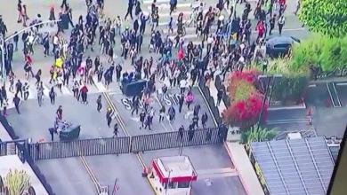 Photo of Siguen los ataques a los medios: asedian los estudios de la CBS