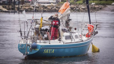 Photo of Marplatense cruzó el océano durante tres meses para reencontrarse con sus padres