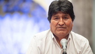 "Photo of Evo Morales: ""EEUU no perdona que los indígenas demostremos que otro modelo es posible"""