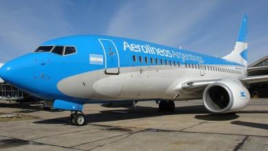Photo of Aerolíneas Argentinas anunció nuevos vuelos de repatriación