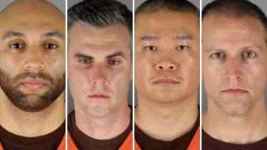 Photo of Imputaron a los otros 3 oficiales que participaron en el arresto de George Floyd