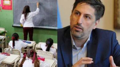 Photo of Nicolás Trotta dio su estimativo para un regreso a clases