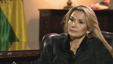 Photo of La dictadora boliviana Jeanine Áñez dio positivo de coronavirus