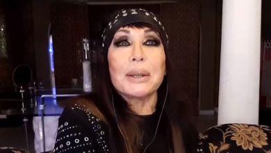 """Photo of Moria Casán: """"A Cristina Kirchner la veo como en pausa"""""""