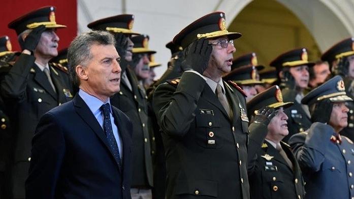 Convocan a un levantamiento armado contra Alberto Fernádez