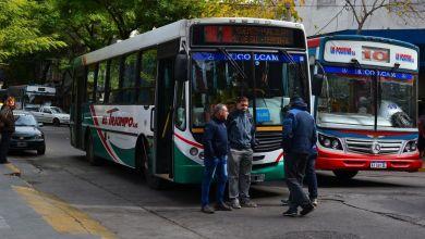 Photo of Paro de colectivos en el interior de la Argentina