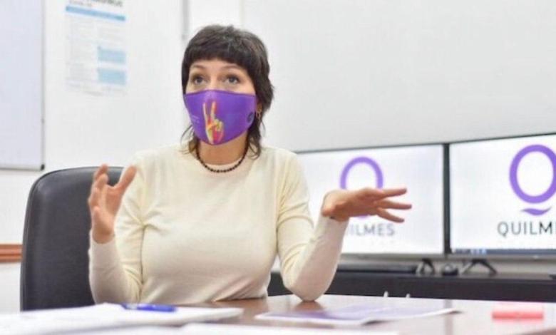 Mayra Mendoza dio positivo de coronavirus