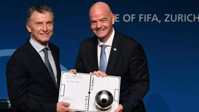 Photo of Mauricio Macri viaja a Paraguay como presidente de la Fundación FIFA