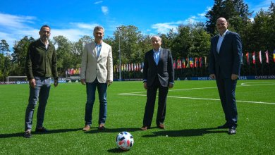 Photo of Tras las vacaciones en Europa, Macri ya hizo su primer negocio en la FIFA