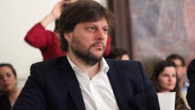 """Photo of Leandro Santoro: """"Es imposible que haya justicia social si no hay justicia fiscal"""""""