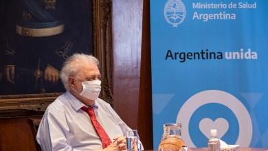 Photo of Ginés anunció cuándo empezaría la vacunación contra el coronavirus