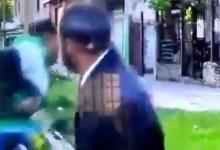 Photo of Insólito momento al aire: punguearon a un cronista en plena cobertura