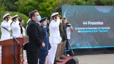 Photo of ARA San Juan: homenaje a los tripulantes y pedido de justicia