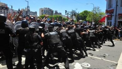Photo of El Gobierno le exige a Larreta que pare de reprimir a la gente