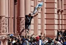 Photo of El uso político y la amenaza de Larreta a partir del velorio de Maradona