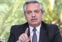 """Photo of Alberto Fernández: """"Vamos a vacunar a 300 mil personas antes de fin de año"""""""