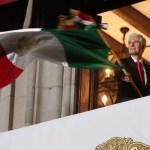 ENCABEZA ALFREDO DEL MAZO EL FESTEJO DEL 211 ANIVERSARIO DEL INICIO DE LA INDEPENDENCIA DE MÉXICO EN EL EDOMÉX