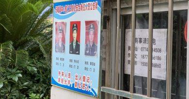 Al menos 39 personas fueron apuñaladas en una escuela primaria de China