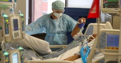 Científicos dvierten que el coronavirus puede aumentar el riesgo de derrame cerebral en pacientes jóvenes