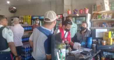 Alcaldía cierra dos bodegones en Punto Fijo por violar decreto de cuarentena