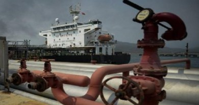 """AFP: Parque refinador del país en estado """"grave"""" a pesar de llegada de los buques iraníes"""