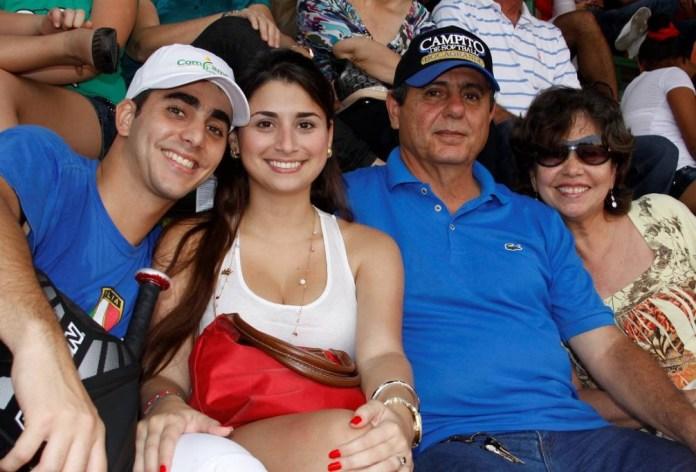 Ricardo Perdomo Venegas campeonato de Softbol