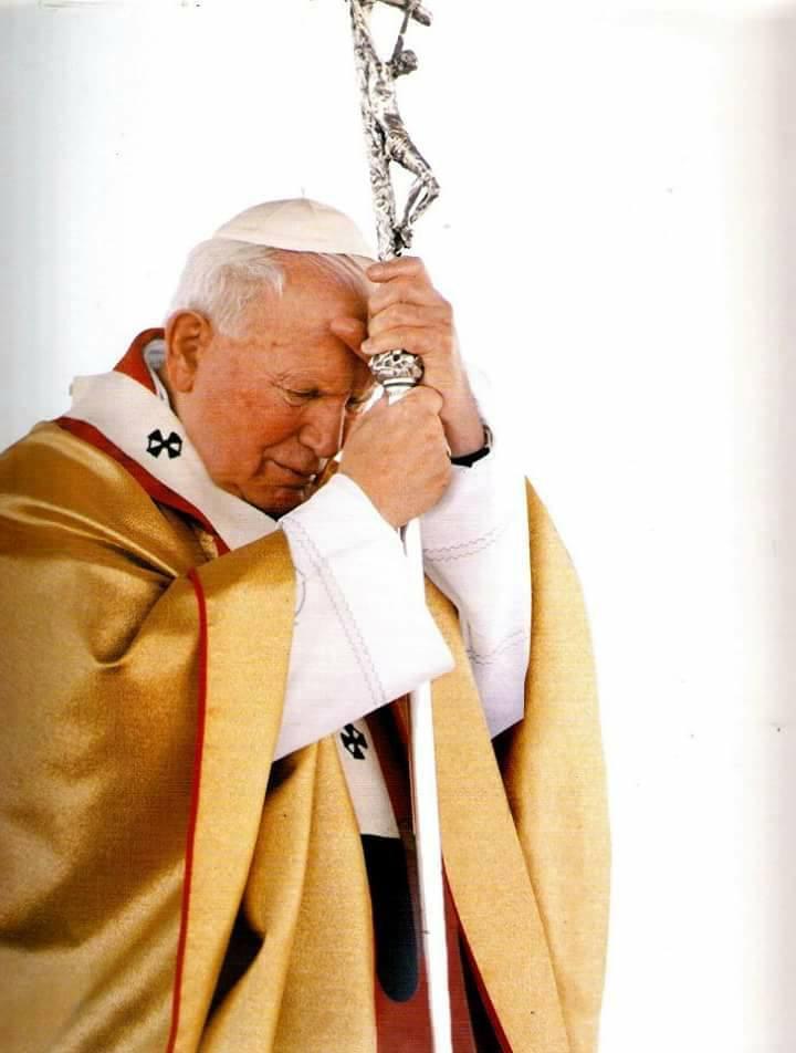 Hace 21 años llego por segunda vez el Papa Juan Pablo II a Nicaragua en 1996.