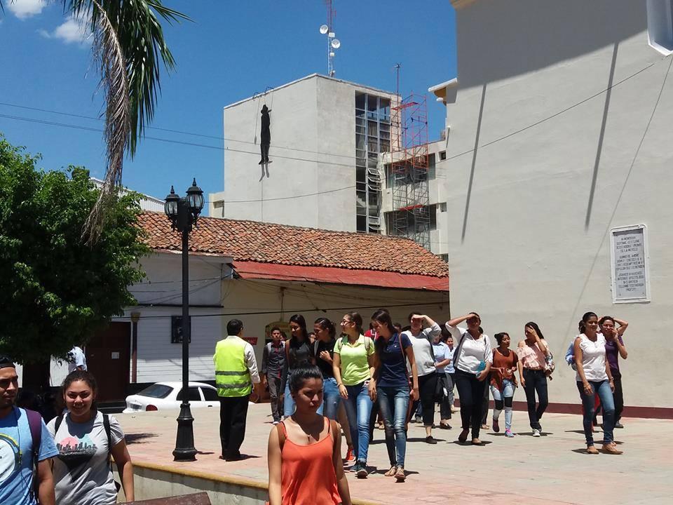 Instituciones activas durante simulacro multiamenazas en León