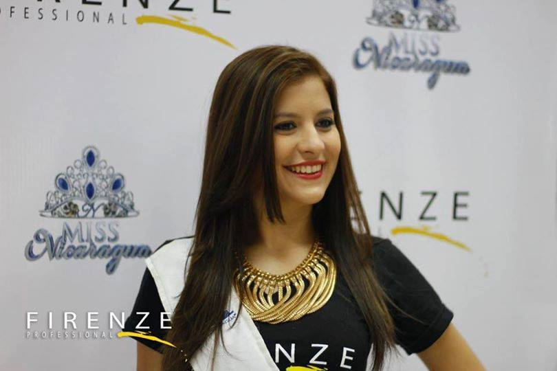 Bella leonesa en busca de la Corona de Miss Nicaragua