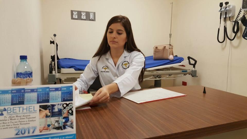 Teresa Moreno, candidata a Miss Nicaragua 2017 por León