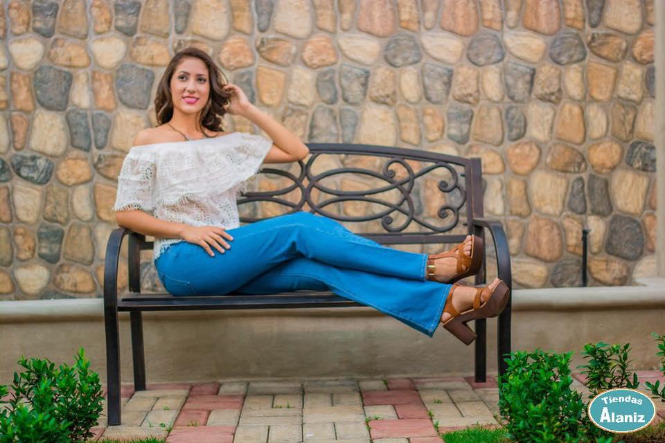 Vanessa Baldizón: candidata por León a Miss Nicaragua 2017
