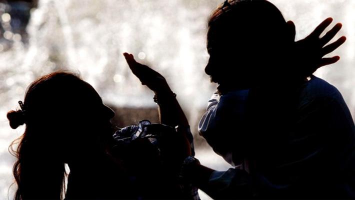 Mujer recibe goliza de su esposo en Poneloya