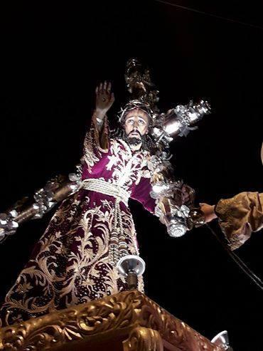 León celebra los 150 años de la procesión del Cristo de la Reseña de San Felipe