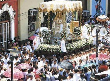 León listo para celebrar magna procesión de la Virgen de Mercedes
