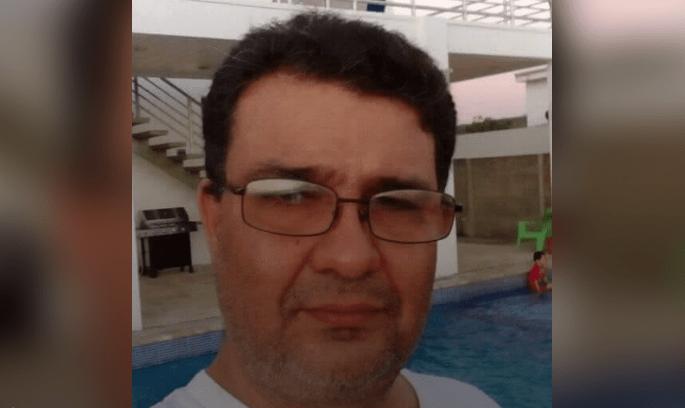 Carlos Cárdenas Zepeda - secuestrado