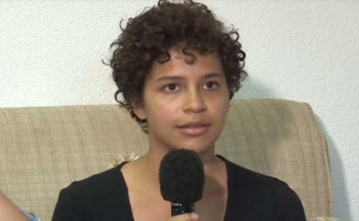 Líder estudiantil secuestrada en León