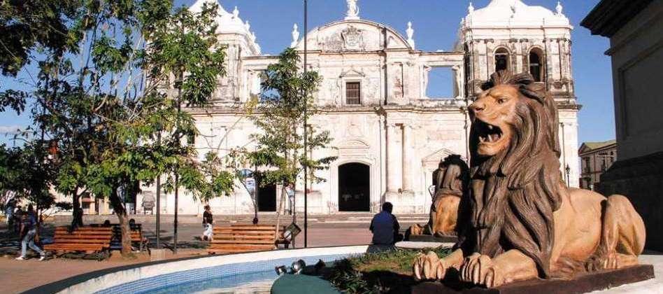 Temperatura actual, Clima Actual en León, NIcaragua