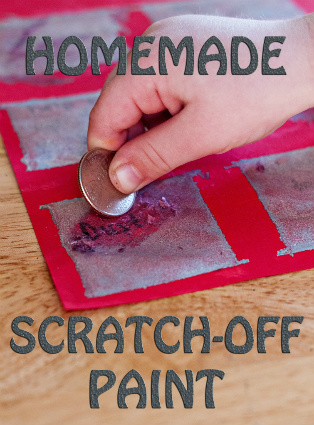 Scratchoff Chore Chart For Kids  No Time For Flash Cards