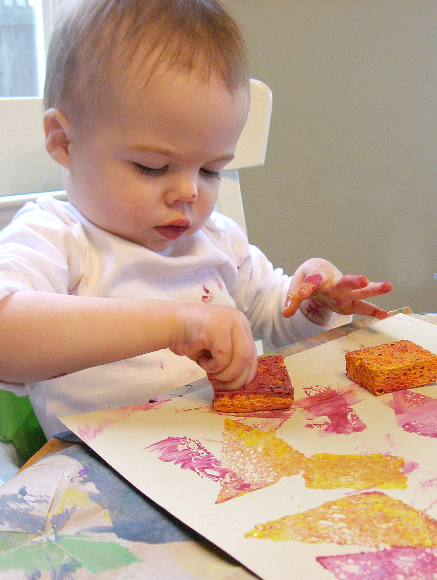 50 Easy Art Projects For Toddlers  No Time For Flash Cards