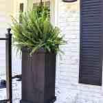 Diy Farmhouse Porch Planter Boxes For Less Than 25 Noting Grace