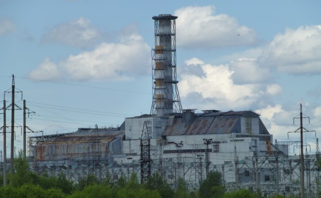 In The Shadow Of Chernobyl Ukraine Not In Kansas Anymore