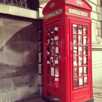 London. I think.