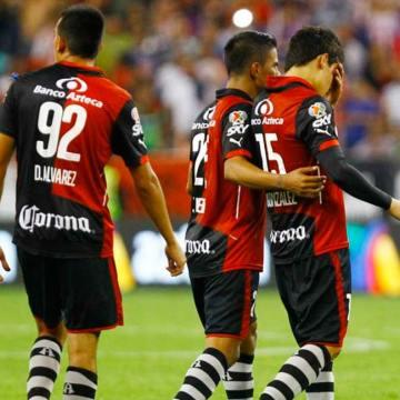 Atlas topa con 'Paredes' en el Jalisco