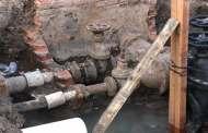 Demandan  a constructoras por  afectaciones a red hidráulica de Tuxtla
