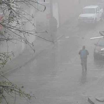 Granizadas y tormentas eléctricas azotarán a 21 entidades