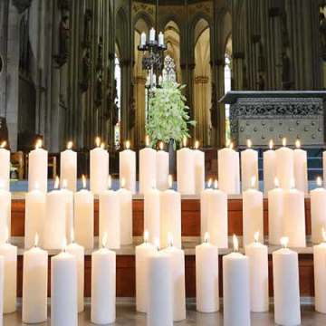 Alemania recordó la tragedia del avión de Germanwings