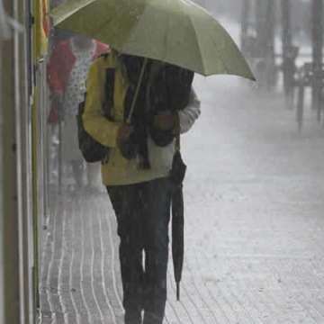 Habrá lluvias en todo el país y mar de fondo en el Pacífico